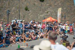 Höjdhopp på longboard, Hallifornia Hippie Jump