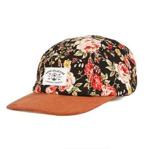 FLOWERS-5-PANEL-HAT