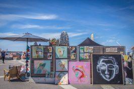 Art Creative är konstnärsområdet på badhusplatsen