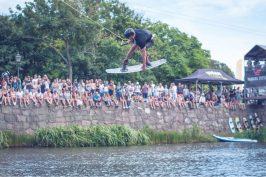 Wakeboardtävlingen King and Queen of The Castle