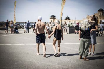 Festivalen är till för alla, oavsett ålder