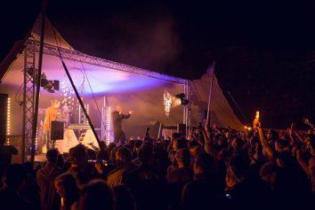 General Knas avslutade festivalens sista kväll på Grand Finale